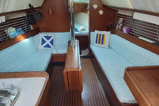 1986 Gib'Sea boat for sale, model of the boat is 92 & Image # 4 of 14