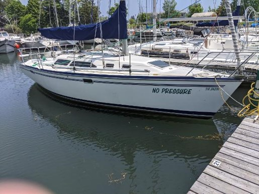 1997 CATALINA YACHTS 320 for sale