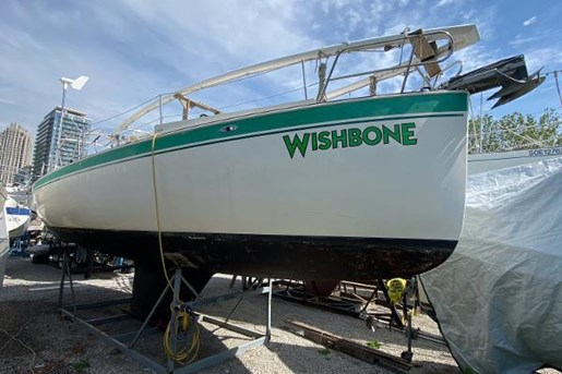 1980 Nonsuch boat for sale, model of the boat is Classic 30 & Image # 2 of 10