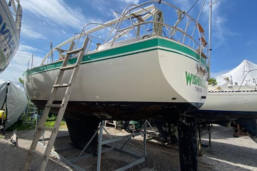 1980 Nonsuch boat for sale, model of the boat is Classic 30 & Image # 3 of 10