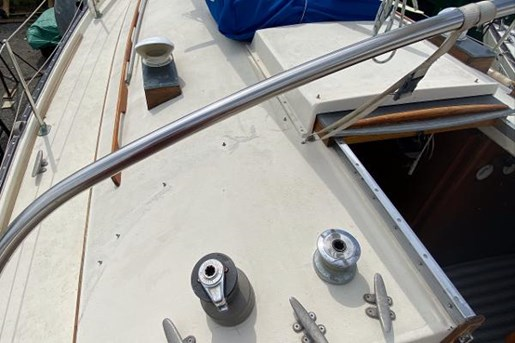1980 Nonsuch boat for sale, model of the boat is Classic 30 & Image # 10 of 10
