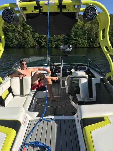 2017 Nautique boat for sale, model of the boat is SUPER AIR 210 & Image # 3 of 6