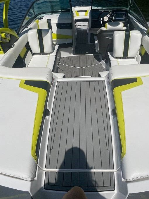 2017 Nautique boat for sale, model of the boat is SUPER AIR 210 & Image # 4 of 6