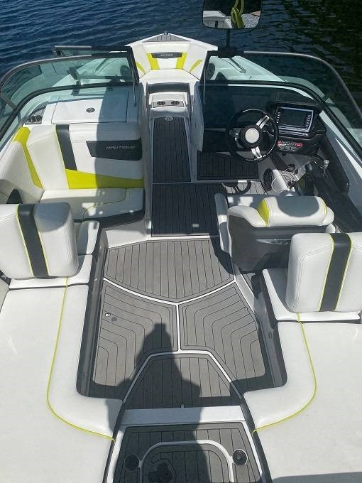 2017 Nautique boat for sale, model of the boat is SUPER AIR 210 & Image # 5 of 6