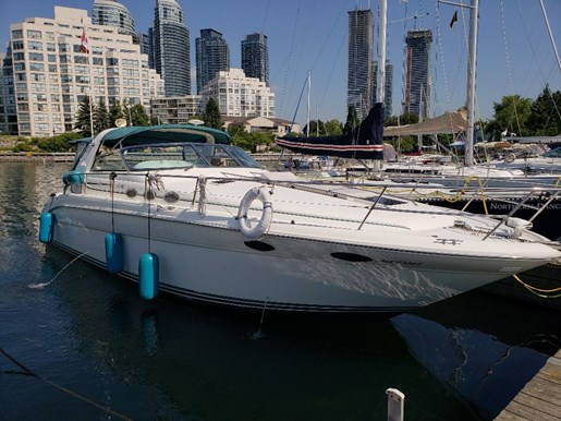 1996 Sea Ray boat for sale, model of the boat is 370 Sundancer MC & Image # 1 of 13