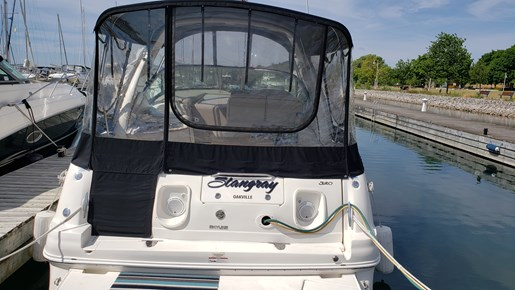 2008 Sea Ray boat for sale, model of the boat is 320 Sundancer & Image # 3 of 23