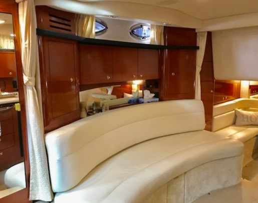 2003 Sea Ray boat for sale, model of the boat is 340 Sundancer & Image # 8 of 11