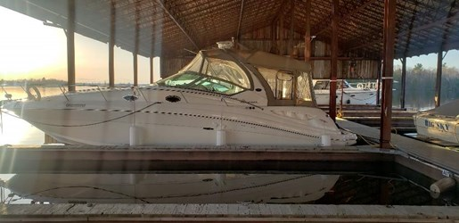 2003 Sea Ray boat for sale, model of the boat is 340 Sundancer & Image # 1 of 11