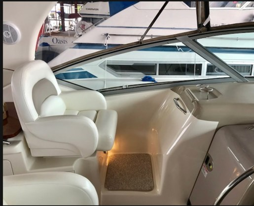 2003 Sea Ray boat for sale, model of the boat is 340 Sundancer & Image # 5 of 11