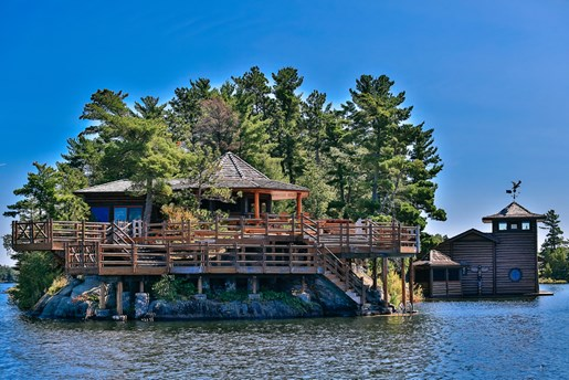 Best of Boating Ontario Kenora Cottage On Water
