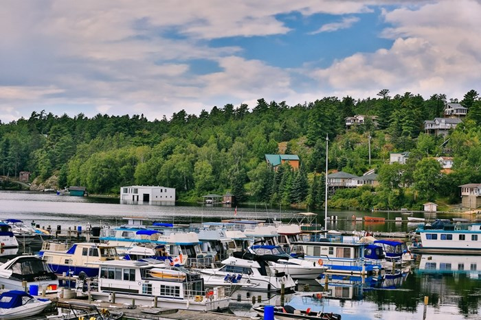 Best of Boating Ontario Kenora Marina