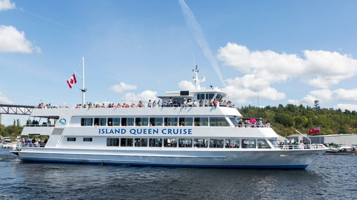 Island Queen- via Muskoka Tourism