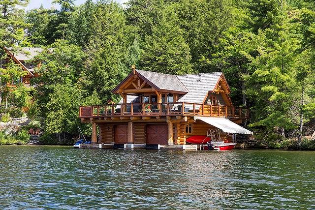 Lake Joseph- via Northern Ontario Travel