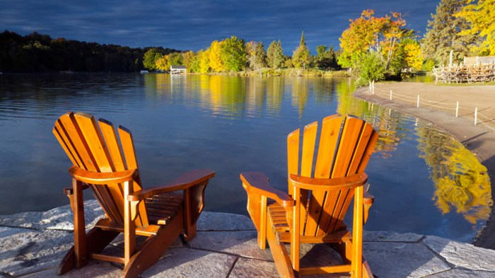 Muskoka Chair- via Muskoka Tourism
