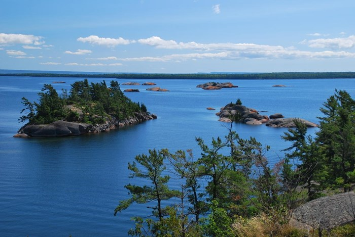 South Benjamin Island- Rod McLeod- Northern Ontario Travel