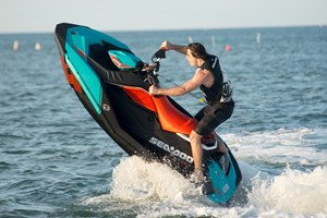 2017 Sea-Doo SPARK Trixx - ACTION G