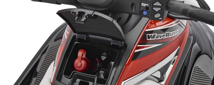 2016 Yamaha Waverunner VX Deluxe Review Red Glove Box
