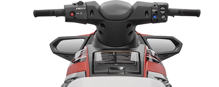 2016 Yamaha Waverunner VX Deluxe Review Red RiDE