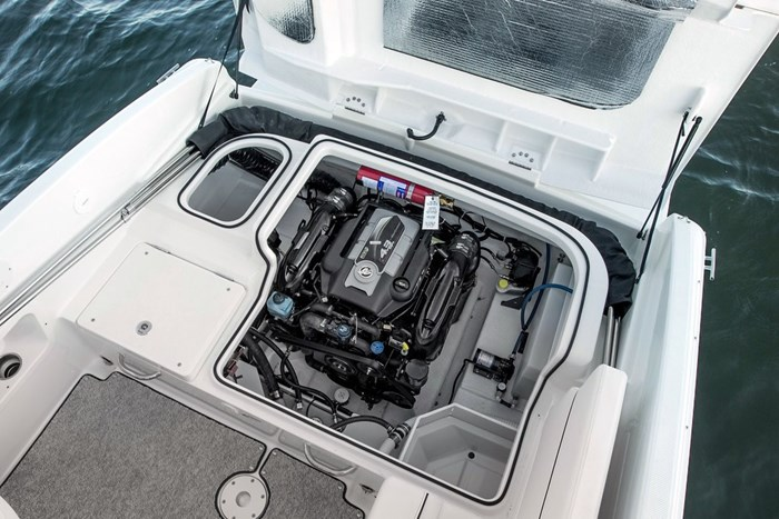 bayliner 642 engine