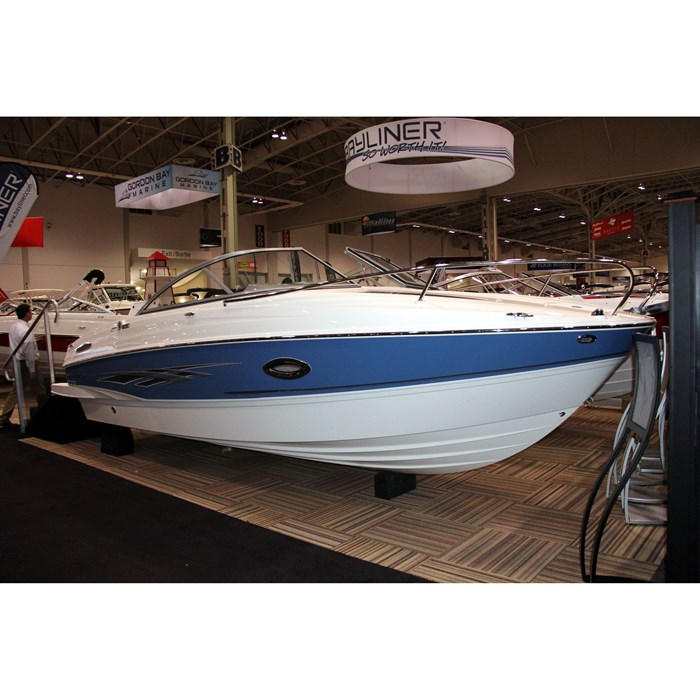 2014 Bayliner 642 Overnighter Bowrider Boat Review