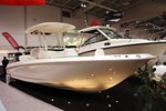boston whaler 270 dauntless quartering