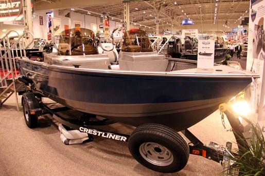 crestliner 1600 vision trailer bow