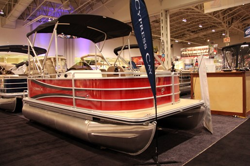2014 Cypress Cay Seabreeze 180 Pontoon Boat Review