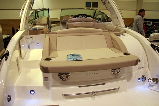 formula 350cbr stern seat