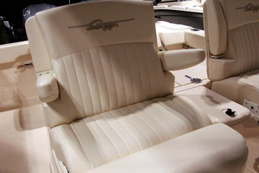 grady white canyon 306 seat