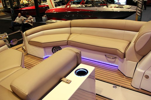 harris flotebote crowne 25 seating