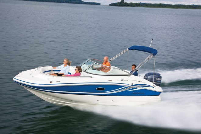 2014 Hurricane Sundeck Sd 2000 Ob Deck Boat Boat Review Boatdealersca