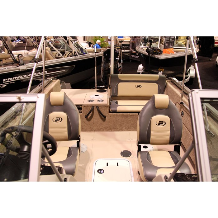 princecraft sport 177 layout rear