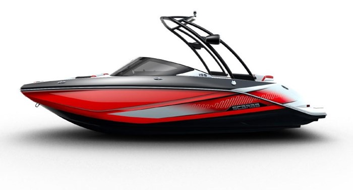 scarab 195 ho impulse profile