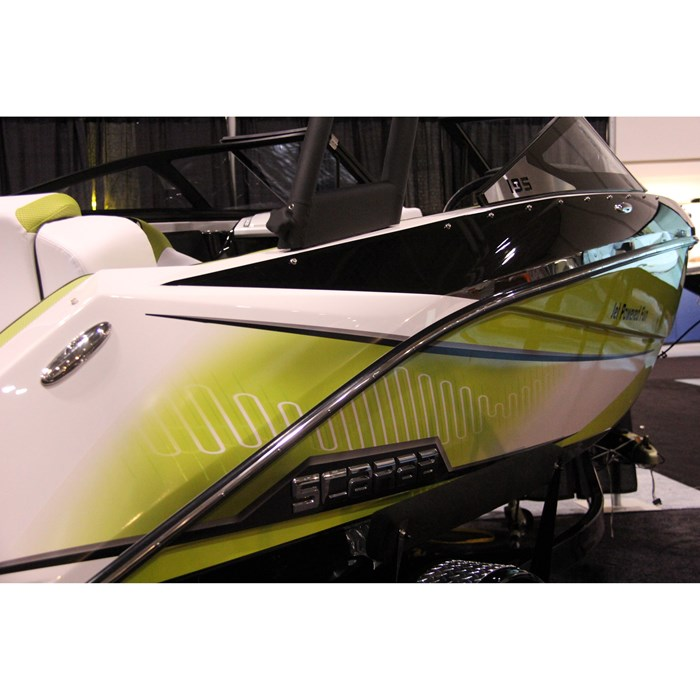 scarab 195 ho impulse starboard quarter
