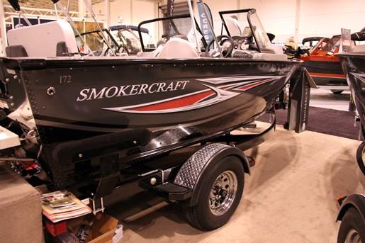 smokercraft 172 pro angler xl starboard
