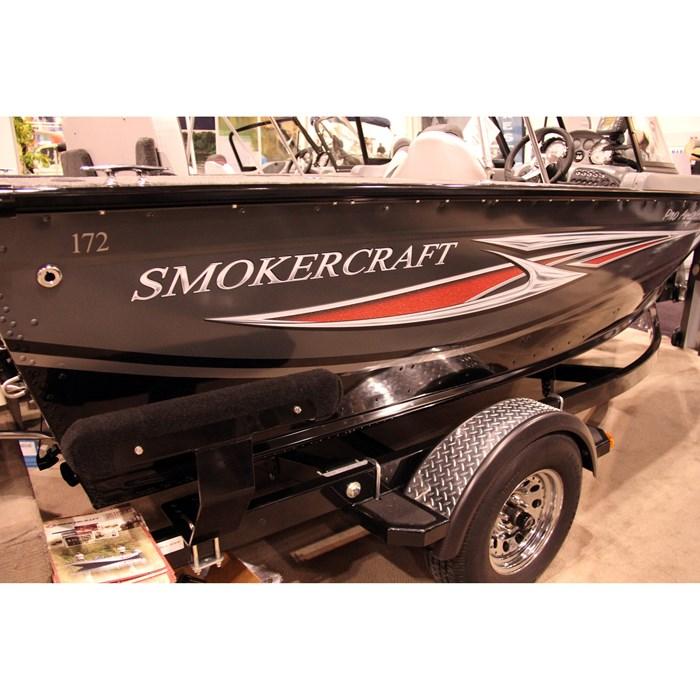 smokercraft 172 pro angler xl logo