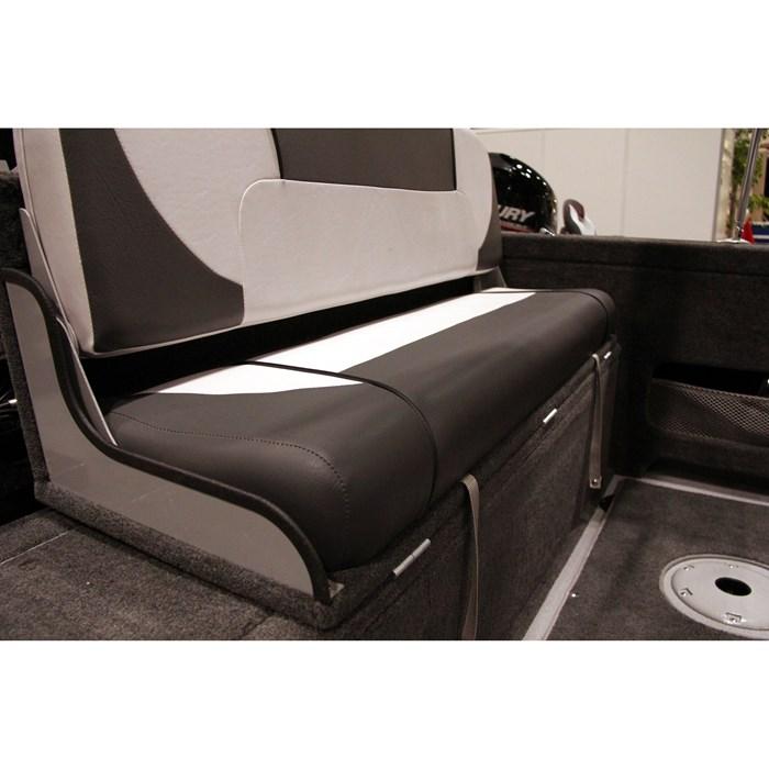 smokercraft 172 pro angler xl seat