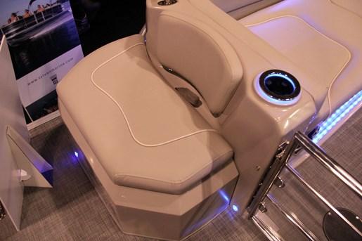 sylvan s3 rear seat