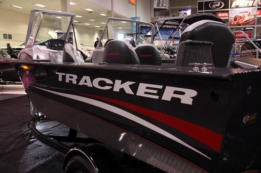 2014 Tracker Targa V 18 Combo Photo Gallery