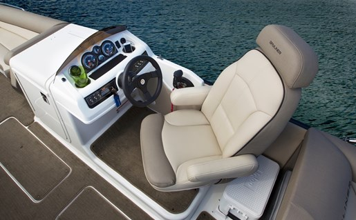 bayliner element xr7 helm chair