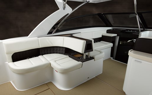 cobalt A40  seat