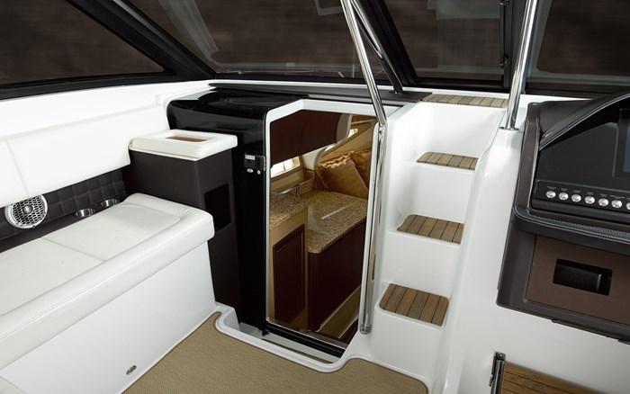 cobalt A40 interior
