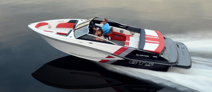 Glastron Ski /& Fish Snap-On Forward Center Seat Cushion