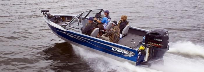 Kingfisher 2025 Flex XP running