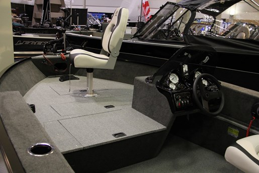 Legend 16 XGS Side Console 2