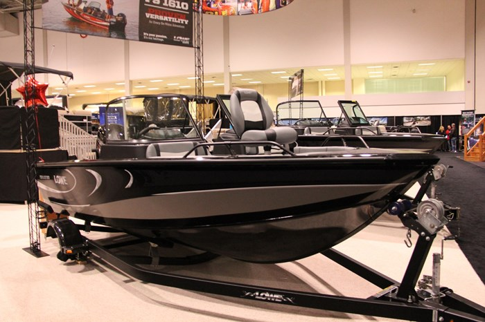 2015 Lowe FS 1610 Fish and Ski Boat Review - BoatDealers ca