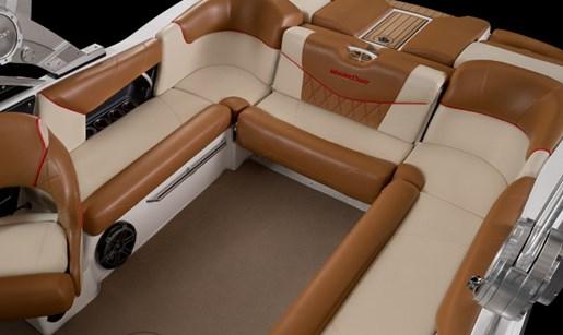 mastercraft x23 seats