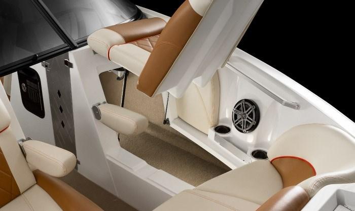 mastercraft x23 seat