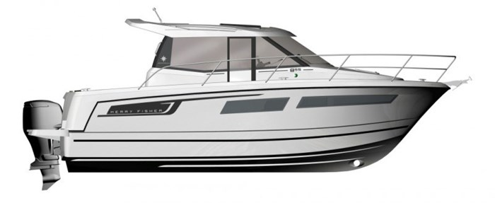 boat-Merry-Fisher plans 855
