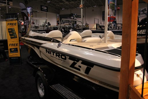 2015 Nitro Z 7 Bass Boat Review Boatdealers Ca